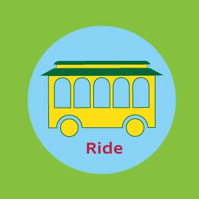 TROLLEY-RIDE-SYMBOL