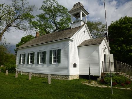 Churchville Schoolhouse 1